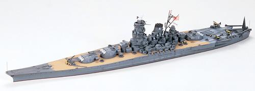Tamiya 1//700 Yamato Japanisch Battleship #31113##